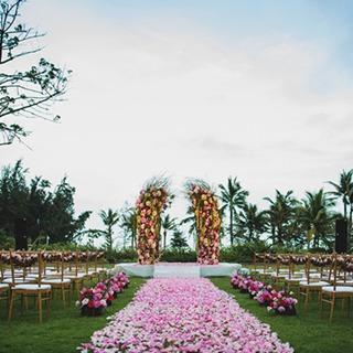 适合新人举行婚礼的地点选择推荐