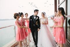 深度对话|陈晓&陈妍希一场独具匠心的婚礼