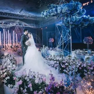 1500多万人围观了这场网红的秘密婚礼