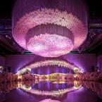 四季酒店—— 粉色浪漫婚礼梦想